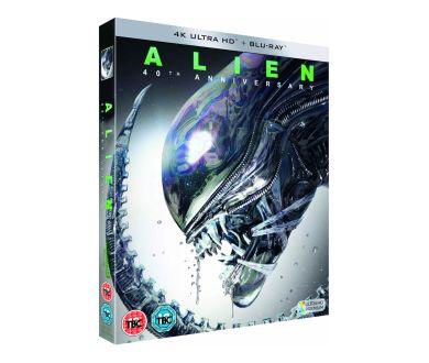 Alien, le 8ème Passager : Ouverture des précommandes 4K Ultra HD Blu-ray !
