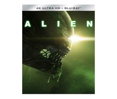 Alien le 8ème passager de Ridley Scott aperçu au format 4K Ultra HD Blu-ray