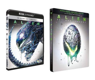 Dernier Week-End : 2 Blu-ray 4K achetés = le 3ème offert (près de 60 titres éligibles)