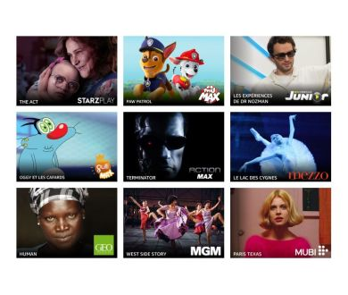 Amazon : Lancement en France du service Prime Video Channels