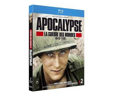 Apocalypse, La Guerre des Mondes (Documentaire) : le 20 novembre en Blu-ray