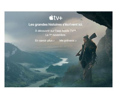 Apple TV+ : Apple prolonge la période d'essai gratuite