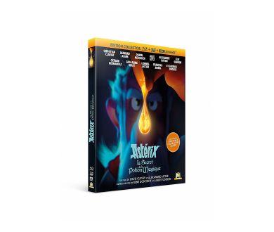 Astérix - Le Secret de la Potion Magique en 4K Blu-ray le 10 avril chez M6 Vidéo