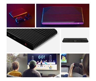 Atari VCS : Nouveau processeur, vidéo 4K native et gestion DRM Netflix