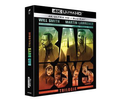WEEK-END : Quelques grands coffrets 4K Ultra HD Blu-ray à prix réduit !