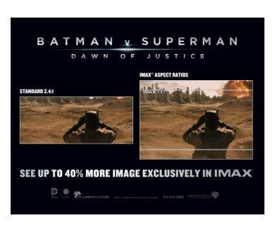 MAJ : Batman v Superman: L'Aube de la Justice : Nouveau master IMAX et futurs Blu-ray 4K UHD