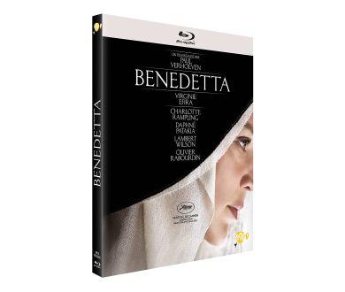 Benedetta de Paul Verhoeven en précommande 4K Ultra HD Blu-ray chez Pathé