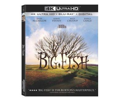 Précommandes : Big Fish en 4K Ultra HD Blu-ray le 16 juin en France