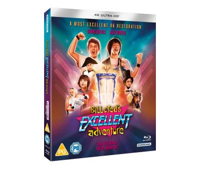 L'Excellente Aventure de Bill et Ted en 4K Ultra HD Blu-ray le 10 août