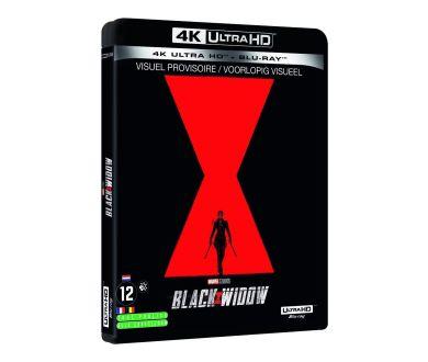 Black Widow : le 12 novembre 2021 en 4K Ultra HD Blu-ray en France