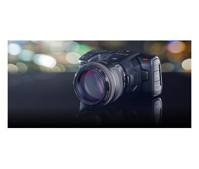 Officialisation de la Blackmagic Pocket Cinema 6K à seulement 2255 euros