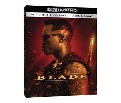 Blade (1998) : Remasterisation 4K (2020) et 4K Ultra HD Blu-ray le 1er décembre