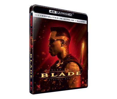 Blade (1998) le 20 septembre en France en 4K Ultra HD Blu-ray chez Metropolitan
