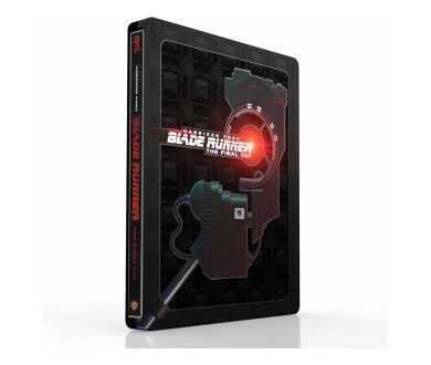 Blade Runner : Visuel et Précommandes du Steelbook 4K Ultra HD Blu-ray