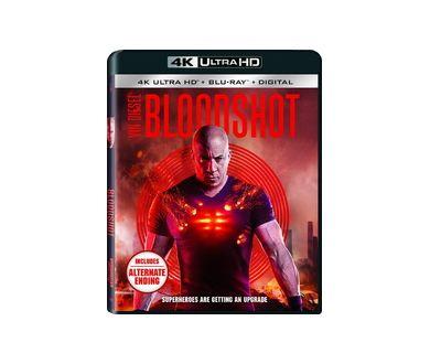 MAJ : Bloodshot : Une édition 4K Ultra HD Blu-ray le 20 mai en France