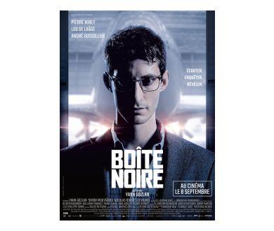 Boîte Noire (2021) de Yann Gozlan en janvier 2022 en 4K Ultra HD Blu-ray