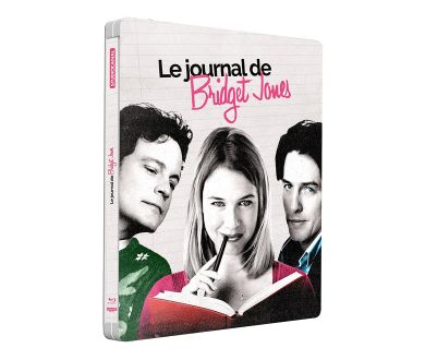 MAJ Préco : Le Journal de Bridget Jones en 4K Ultra HD Blu-ray le 17 novembre