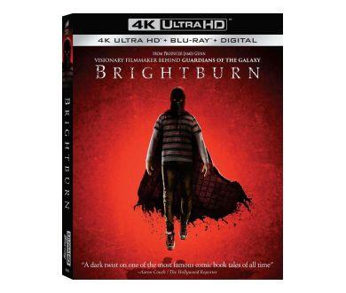 Brightburn officialisé en 4K Ultra HD Blu-ray chez Sony Pictures