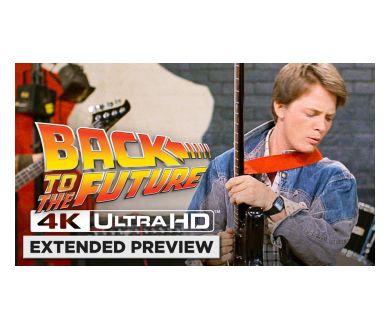 Retour vers le Futur en 4K Ultra HD : Venez découvrir les 10 premières minutes !