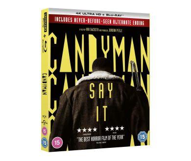 Candyman (2021) dès le 29 novembre en 4K Ultra HD Blu-ray chez Universal