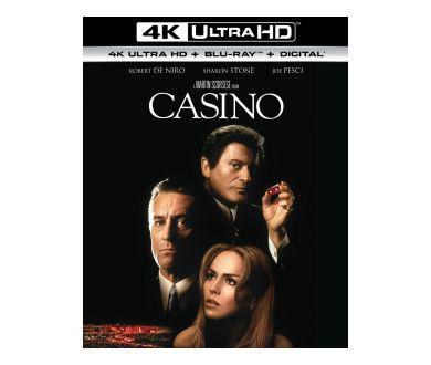 Casino de Martin Scorsese en 4K Ultra HD Blu-ray : Plus de détails