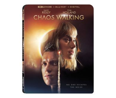 Chaos Walking (2021) en 4K Ultra HD Blu-ray dès le 25 mai aux USA