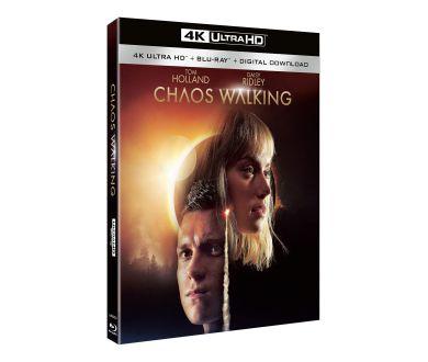 Chaos Walking : le 1er septembre en France en 4K Ultra HD Blu-ray