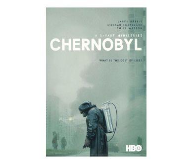 La série Chernobyl aperçue en 4K Ultra HD Blu-ray aux USA