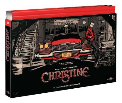 Christine en Coffret Ultra Collector (4K et Blu-ray) : Détails, Visuel et Précommande