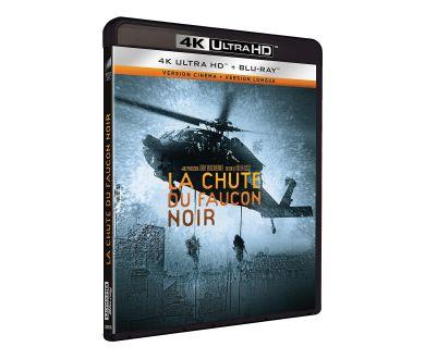 La Chute du Faucon Noir : L'édition 4K Ultra HD Blu-ray française sortira le 10 mars 2021