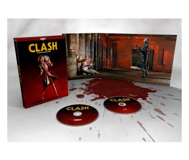 Clash (1984) de Raphaël Delpard en 4K Ultra HD Blu-ray en France fin juillet