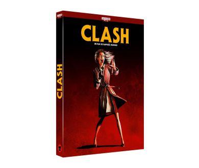 Clash de Raphaël Delpard en 4K Ultra HD Blu-ray bientôt en France