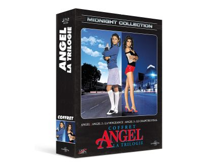 La trilogie Angel en coffret intégrale Blu-ray le 28 avril 2021