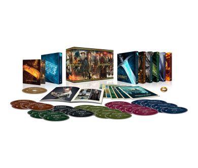 MAJ Préco : La Terre du Milieu : Le coffret collector 4K UHD Blu-ray Middle Earth dès octobre