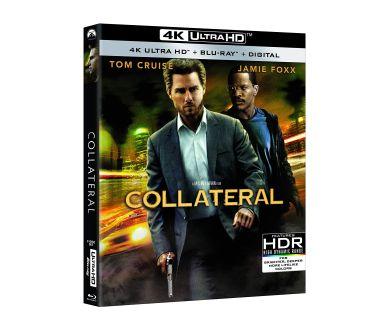 Collateral de Michael Mann en 4K Ultra HD Blu-ray le 8 décembre