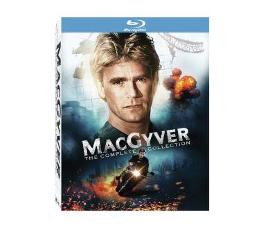 MacGyver (1985-1992) : L'intégrale Blu-ray en précommande aux USA !