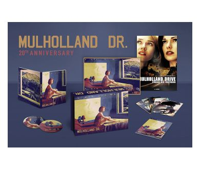 Mulholland Drive en édition collector 4K Ultra HD Blu-ray le 8 décembre en France