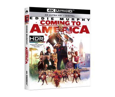 Un Prince à New York de John Landis en 4K Ultra HD Blu-ray le 1er décembre