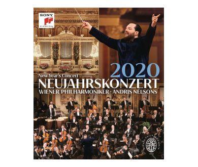 Le Concert du Nouvel An du Philharmonique de Vienne 2020 bientôt en Blu-ray