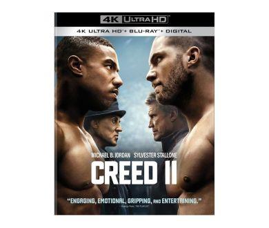 Creed II officialisé en 4K Ultra HD Blu-ray chez Warner