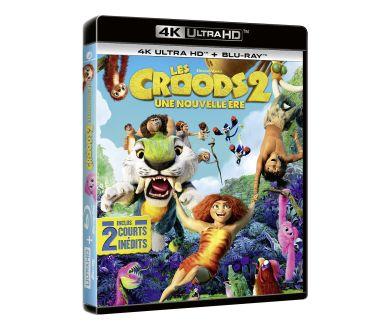 Les Croods 2 -  Une Nouvelle Ère : Le 7 novembre en France en 4K Ultra HD Blu-ray