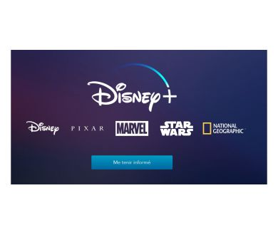 Disney+ : Un aperçu de la plateforme SVOD dévoilé le 11 avril