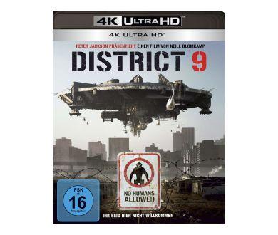 District 9 de Neil Blomkamp : dès le 7 juillet en 4K Ultra HD Blu-ray