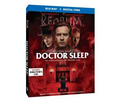 Doctor Sleep : Version longue et détails 4K Ultra HD Blu-ray