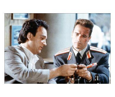 Double Détente avec Arnold Schwarzenegger aperçu en 4K Ultra HD Blu-ray