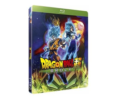 Dragon Ball Super : Broly le 17 juillet en France en Blu-ray
