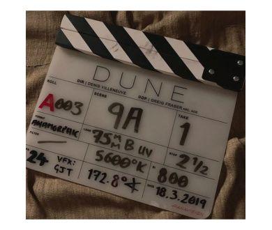 Dune de Denis Villeneuve : le tournage a débuté !