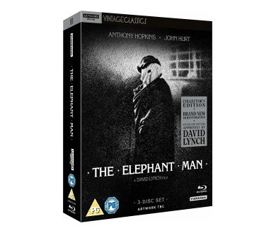 MAJ Video : Elephant Man de David Lynch : Précommandes de l'édition Blu-ray 4K (40ème anniversaire)