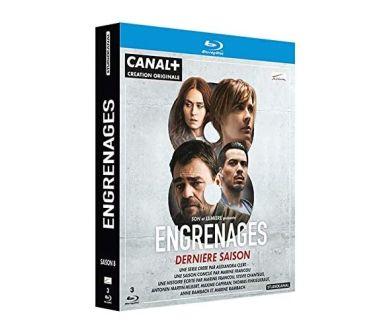 Engrenages : Saison 8 et Intégrale Blu-ray le 7 octobre en France