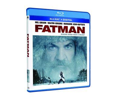 Fatman avec Mel Gibson dès le 26 janvier en Blu-ray Disc chez Paramount